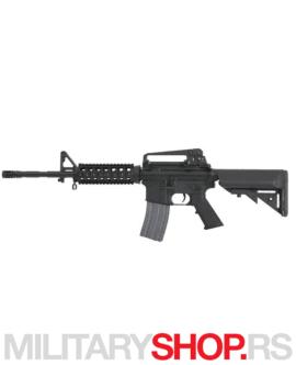 Airsoft metalna puška AEG M4RiS Cyma