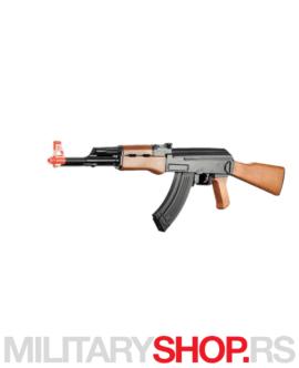 AEG airsoft replika Kalašnjikova AK47 Cyma