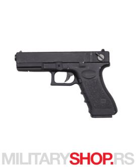 Replika pištolja Glock G18 AEG Cyma CM.030