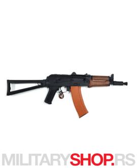 Full Metal replika Kalašnjikova AK74 Cyma