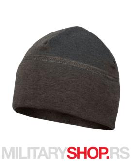 Zimska kapa od trikotaže chocolate Armoline