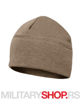 Zimska kapa od trikotaže kojot Armoline
