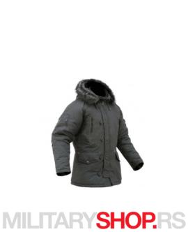 Zimska jakna Rapid Ice zelena Armoline