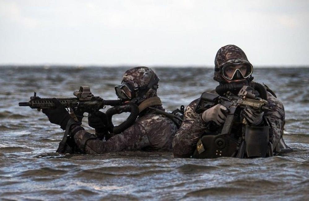 Specijalna ruska mornarička jedinica - (Morskoy spetsnaz)