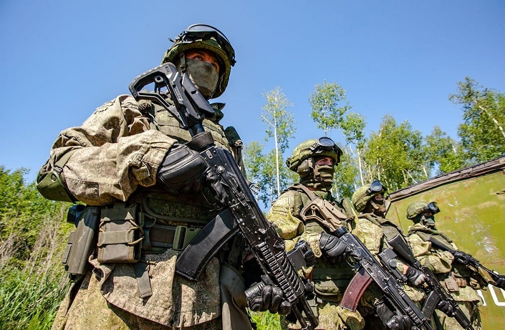 SSO – Ruske Sile specijalnih operacija