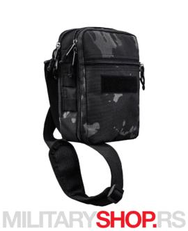 Taktička torbica Organizer Black multicam Armoline