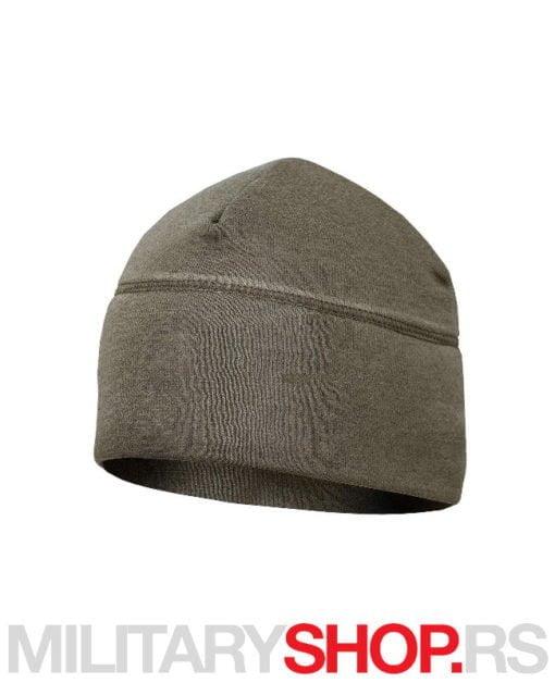 Zimska kapa trikotaža zelena Armoline