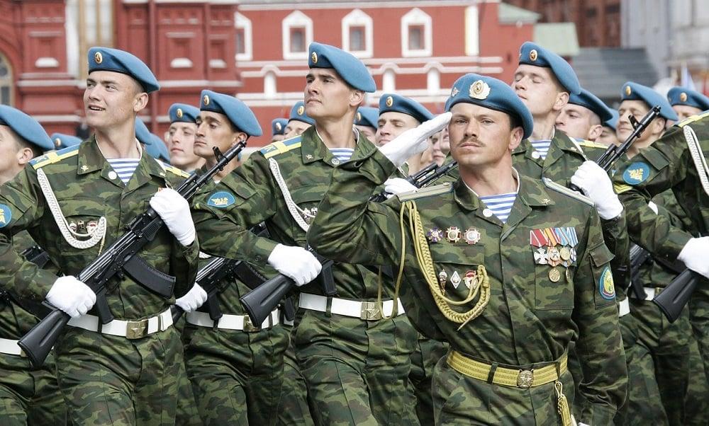 VDV – Vazdušno-desantska vojska Rusije