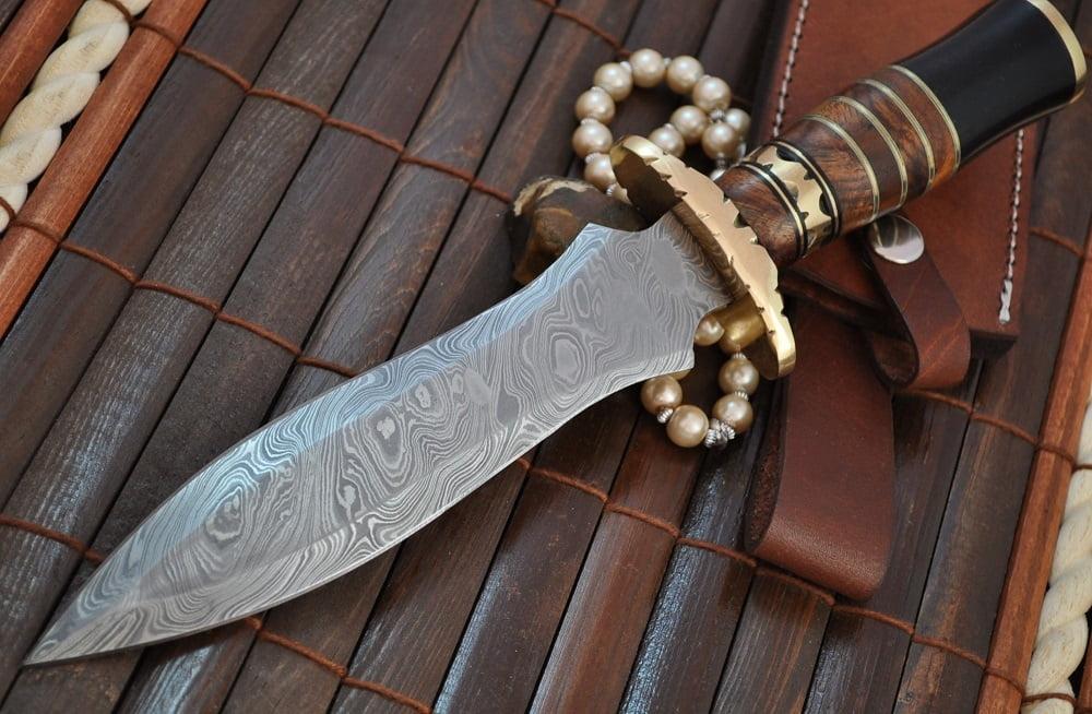 Damaskus čelik i tradicionalno kovanje sablji
