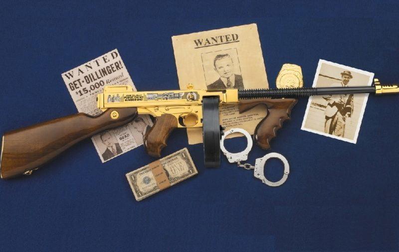 Stogodišnjica od početka Prohibicije i puška koja je obeležila dvadesete