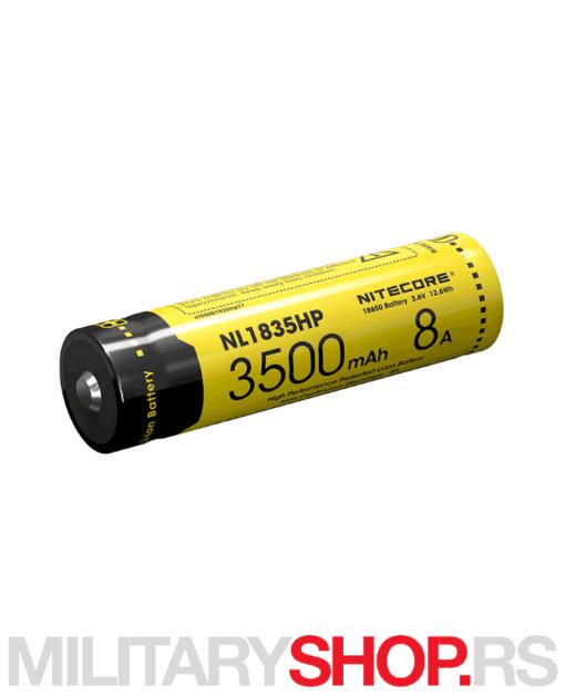 Litijum-jonska 18650 Baterija Nitecore NL1835HP