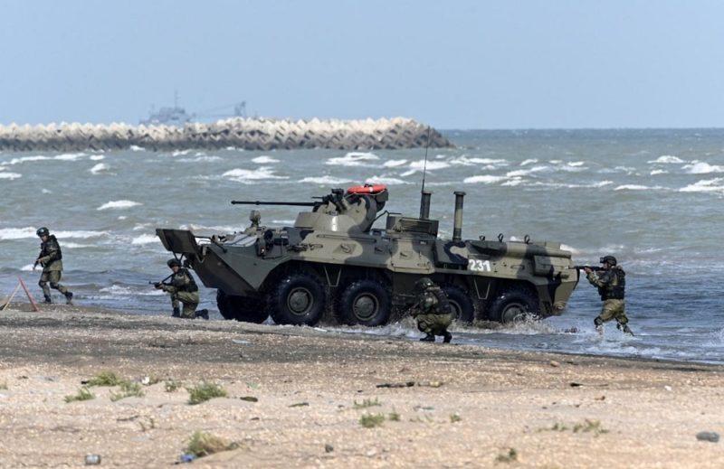 Ruska mornarica