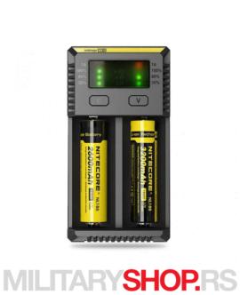Punjač za 2 baterije Nitecore NEWi2