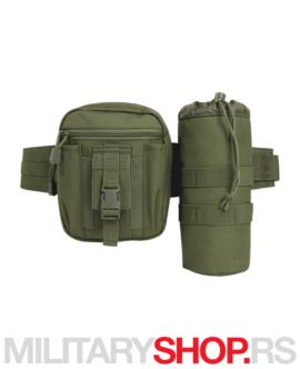 Pojasna torbica sa resursima Brandit zelena