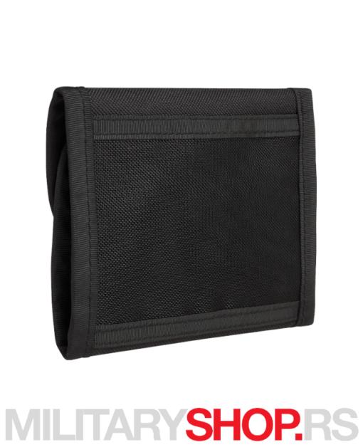 Crni platneni novčanik Brandit 8067.2.OS