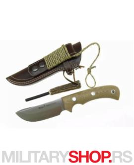 Kamperski fiksni nož Muela Aborigen 12D