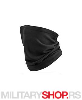Crna moto bandana šal