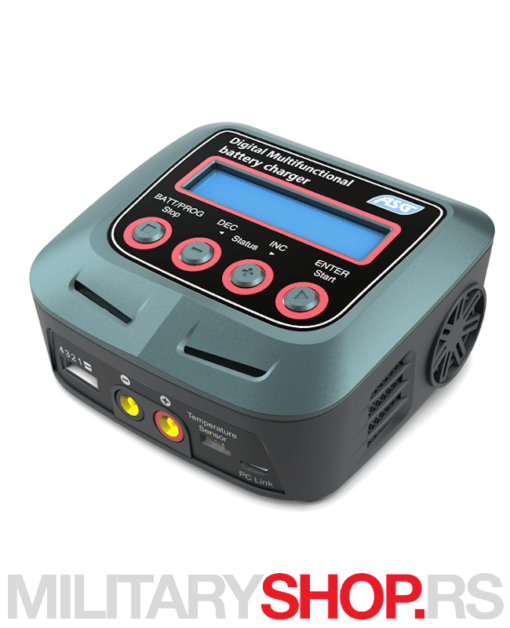 ASG digitalni punjač LiPo/LiFe i NiMh/NiCd
