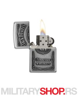 Zippo upaljač Jack Daniel's Pewter Emblem