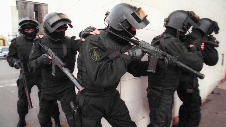 FSB ALFA – Ruska protivteroristička jedinica