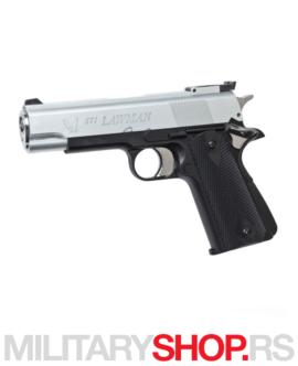 Replika pištolja na gas STI Lawman Dual-tone
