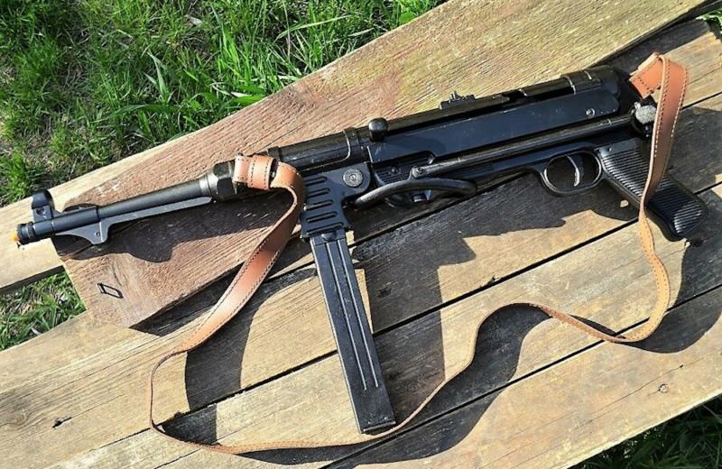 MP40 Šmajser