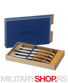 Set noževa Olive Opinel 10 Chic
