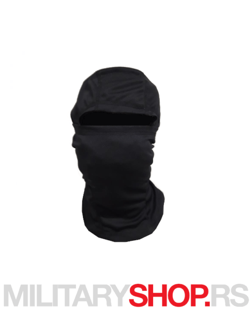 Potkapa Antiterror crna Balaklava