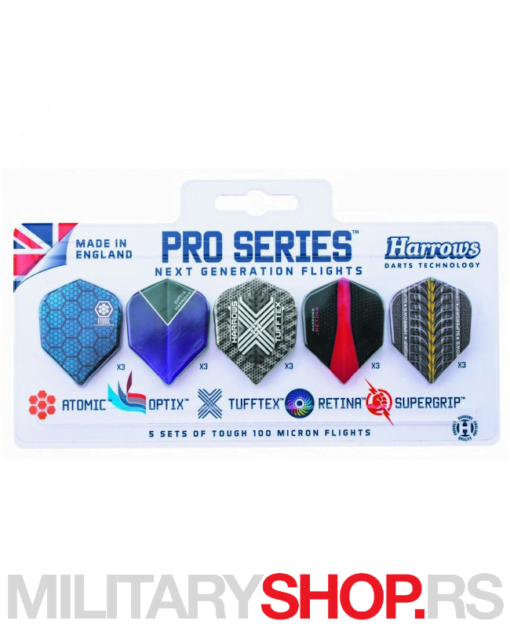 Harrows Pro Series 5 pikado pera