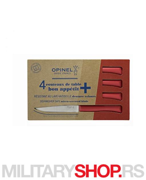 Set kuhinjskih noževa Opinel 11 Inox