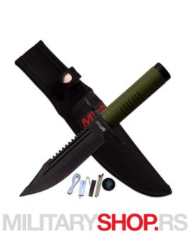 Taktički nož sa fiksnom drškom MTech