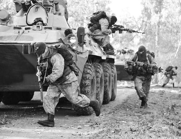 45. Specijalna vazduhoplovna brigada Rusije