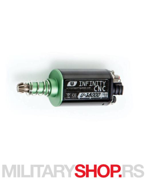 Motor AEG replike Infinity CNC U-18000