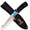 Nož sa lovačkom kukom Elk Ridge ER-200-08BL
