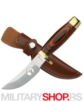 Nož sa pakka drškom Elk Ridge