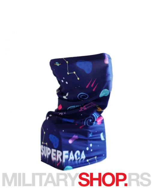 Zaštitna bandana Superfaca Galaksija