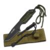 Survivor kamperski nož sa kremenom HK-106320