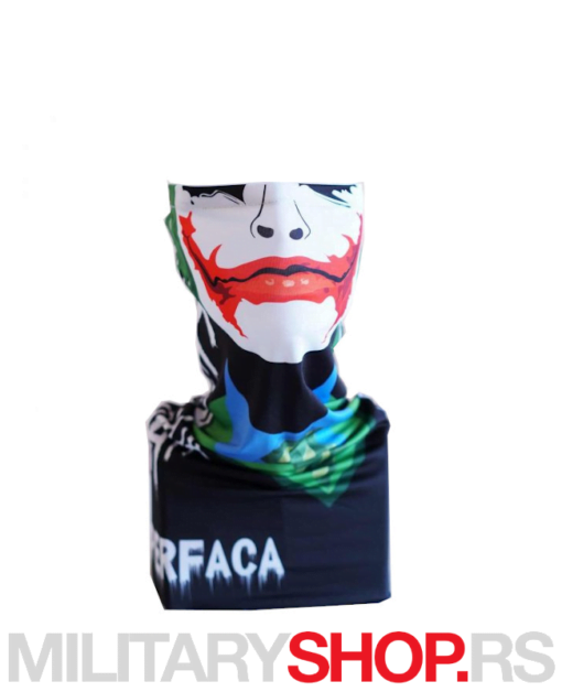 Bandana Joker Superfaca skarf