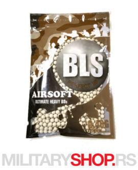 Airsoft kuglice 0.40 gr 1000 kom BLS