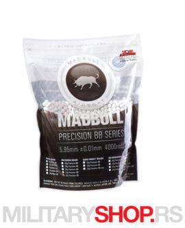 Mad Bull kuglice 0.20 gr 4000 kom