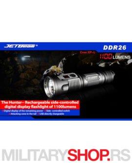 Lampa sa digitalnim displejom JetBeam DDR26