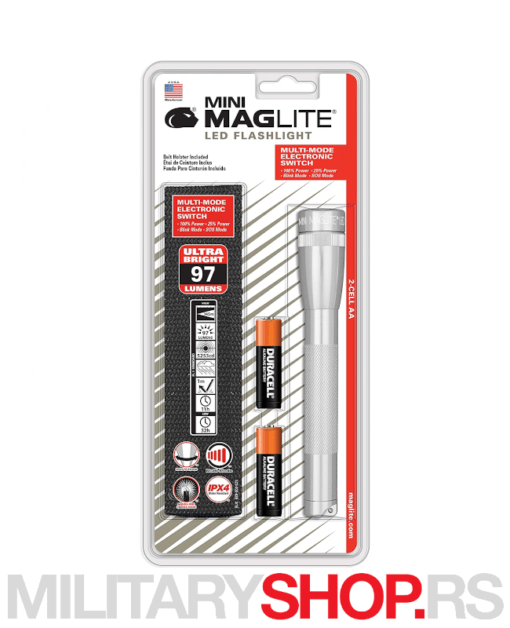 Lampa sa holsterom Maglite M2A SP2210H