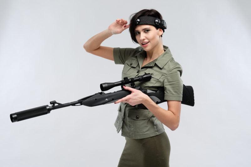 Oružje veoma sličnu Airsoftu i Paintballu