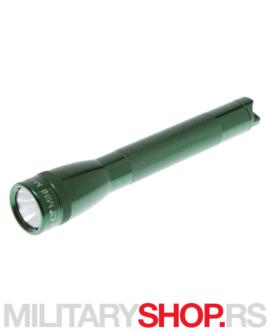 Led lampa zelena Maglite M2A39L box