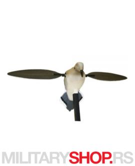 Loker golub sa pokretnim krilima Mojo