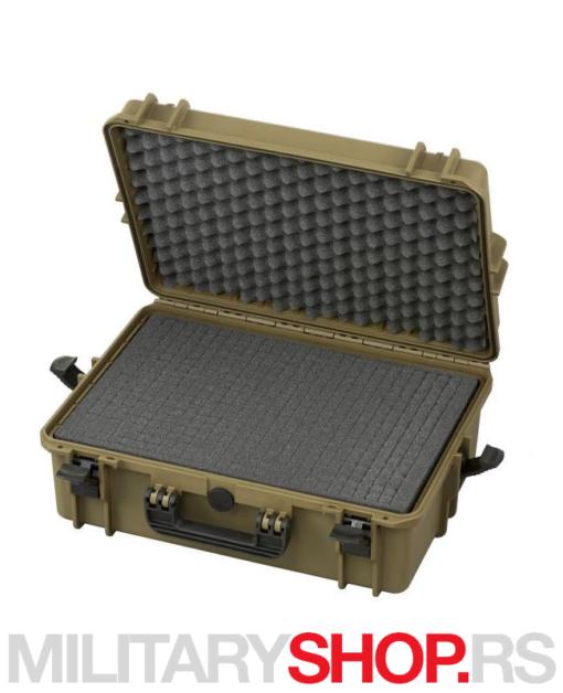 Vodootporni sigurnosni kofer Panaro MAX505S Sahara