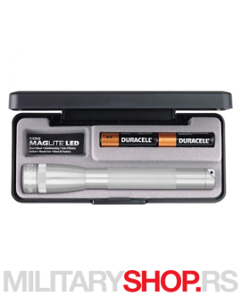 Baterijska lampa Maglite M2A SP22017 srebrna