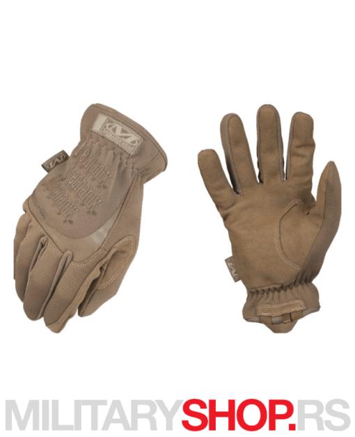 Mechanix rukavice za airsoft FASTFIT kojot