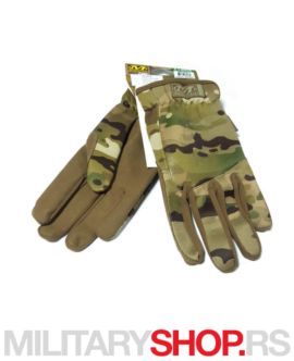 Mechanix rukavice za airsoft multicam maskirne