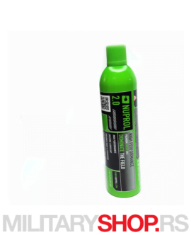 NUPROL-2.0 Green Gas za airsoft pištolje